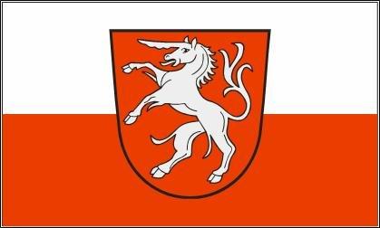 Stadt Schwäbisch Gmünd Fahne Flagge Grösse 1,50x0,90m - FRIP –Versand®