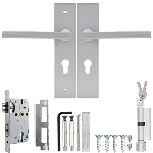Mechanisches Türschloss, Türschloss für Smart Doors Sicherheitsschloss Set Zugangskontrolle Wohnzimmer