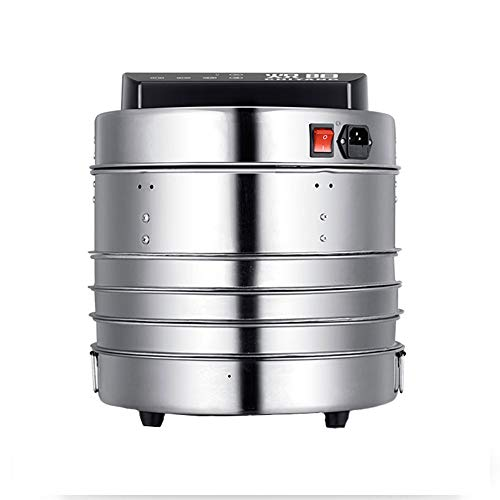 Find Bargain CJSWT Food Dehydrator Machine Electric Food Dryer with Digital Temperature Controller, ...