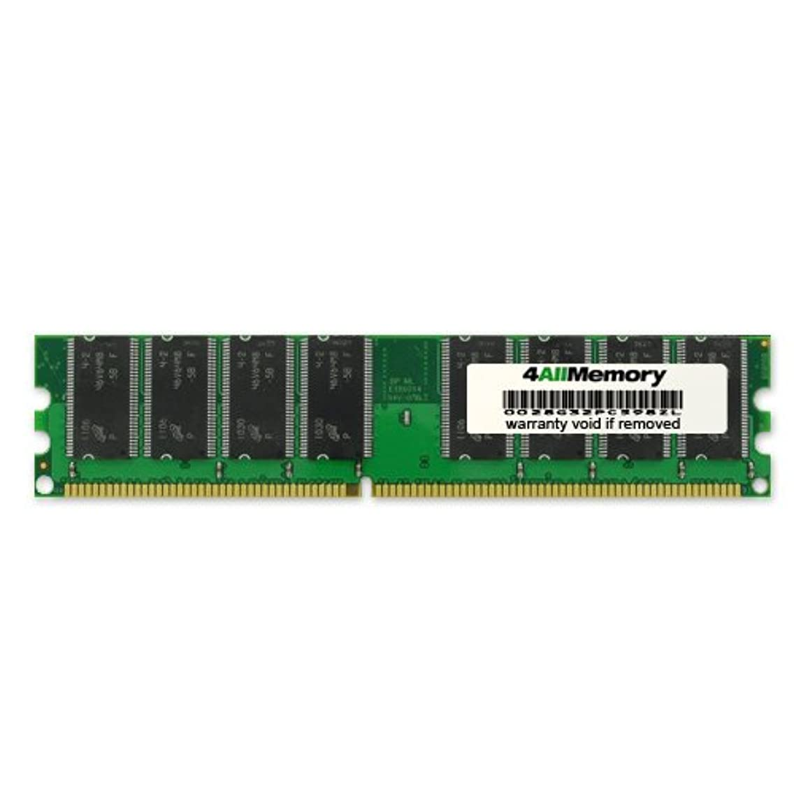 4GB [2x2GB] DDR-266 (PC2100) ECC Registered RAM Memory Upgrade Kit for the Compaq HP Workstation xw8000