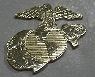 Pin for Backpacks - Marine Insignia Lapel Pin Military Corps hat Tie tac Motorcycle Biker Tack US - Accessories for Clothes