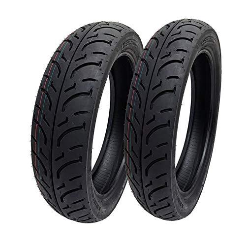 MMG Tire Set Front 100/80-16 Rear 120/80-16 for Malaguti Suzuki SYM Yamaha Honda Motorcycles