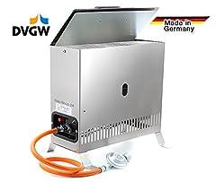 4 kW Edelstahl   Frostwächter