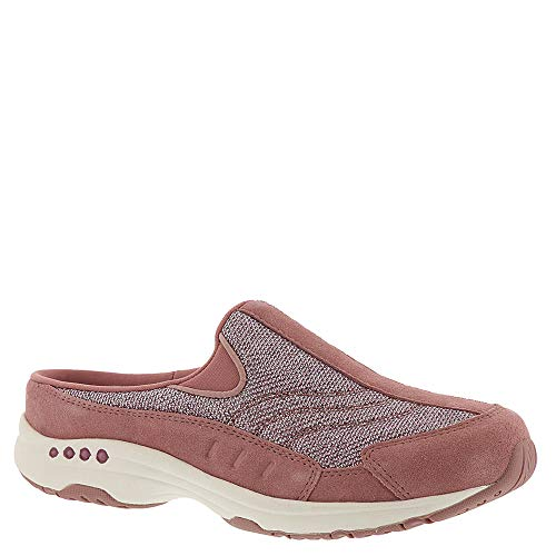 easy spirit Travel Time Women's Slip On 6.5 B(M) US Rose