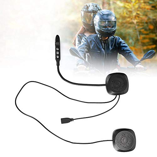 %8 OFF! Sugoyi DIY Helmet Earphone, Hands-Free Call Headset, for Motorcycle,