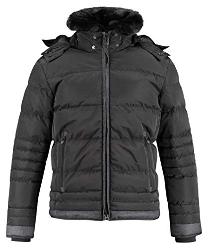 Wellensteyn Herren Jacke Panalpina Jacket schwarz (15) M