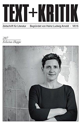 Felicitas Hoppe (TEXT+KRITIK)