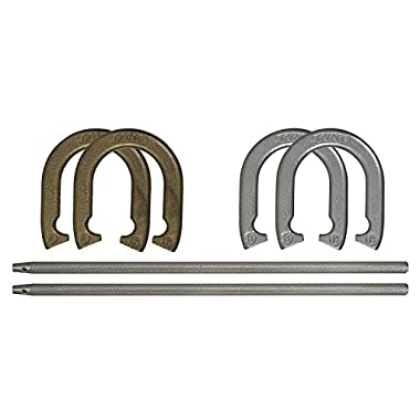 Franklin Sports Recreational Horseshoe Set