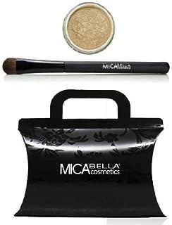 Mica Beauty Bundle 2 Items : Mineral Eye Shadows #100