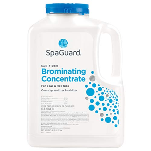 SpaGuard Brominating Concentrate - 6 lb