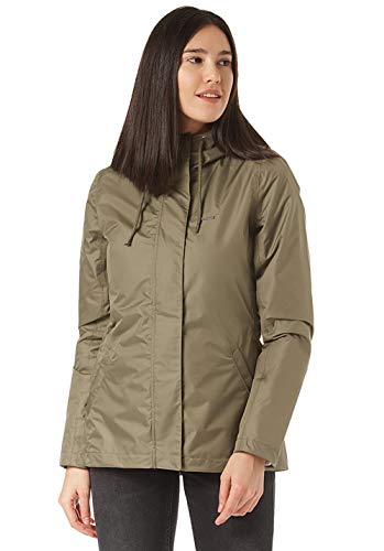 mazine - Damen - Rain Jacket 'Kimberley Light' - Grün - M