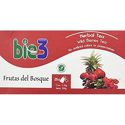 BIE 3 - BIE 3 TE FRUTAS BOSQUE 25 BOLS