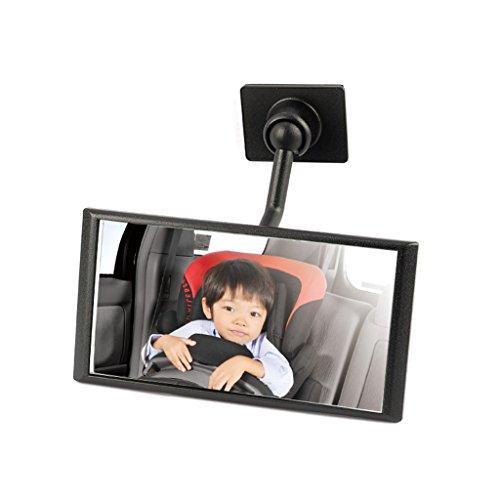 Rétroviseurs extérieurs à l'intérieur de la voiture Rétroviseurs pour enfants Sièges de sécurité Miroirs rétroviseurs pour bébé Miroirs auxiliaires à montants positifs