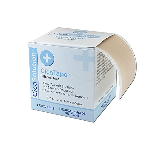 CicaTape Soft Silicone Tape (1.57in x 59in)