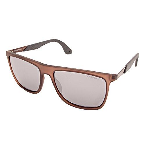 Carrera Herren 5018/S 3R Mje 56 Sonnenbrille, Braun (Matte Brown Grey/Grey Salvo)
