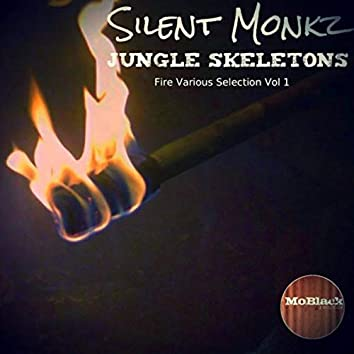 Jungle Skeletons: Fire Various Selection, Vol. 1