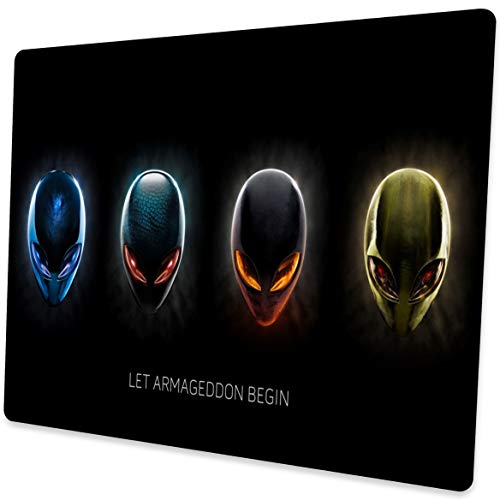 Alien Mouse pad, Personalized Design sci-fi Style Computer Mouse pad