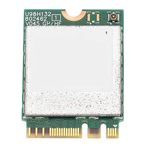 Tarjeta de Red inalámbrica para computadora portátil, RTL8821CE 802.11AC Wi-Fi + Bluetooth 4.2 Tarjeta adaptadora de Red Tarjeta de Red M.2 NGFF para HP ProBook 450 G5 PB430G5