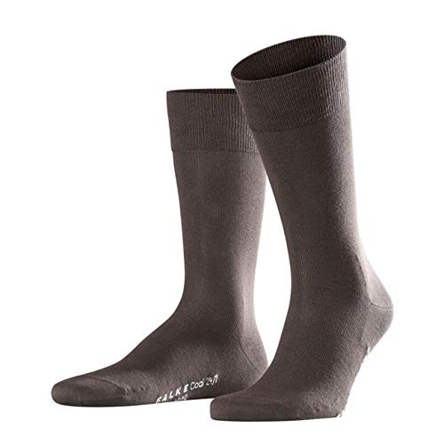 FALKE Cool Herren 24/7 M SO Socken, Blickdicht, Braun (Brown 5930), 43-44 (UK 8.5-9.5 Ι US 9.5-10.5)