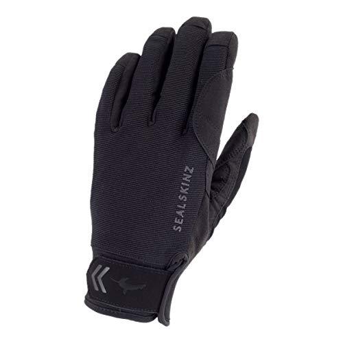 SealSkinz Waterproof All Weather Glove, Black, L