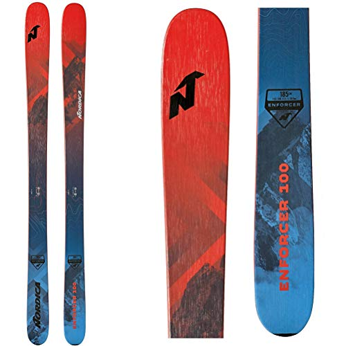 Nordica 2020 Enforcer 100 Skis (185)