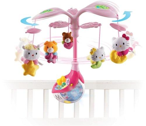 Vtech Baby 80–114904 Hello Kitty Mobilo rêves