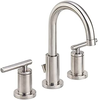 Miseno ML1343-BN Mia 1.2 GPM Widespread Bathroom Faucet with Pop-Up Drain Assembly