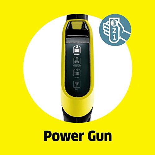 Kärcher Hochdruckreiniger K 4 Premium Full Control Home (Druck: 20-130 bar, Fördermenge: 420 l/h, Schlauchtrommel, Flächenreiniger T 350, Reinigungsmittel, 2x Strahlrohr, Power Pistole) - 6