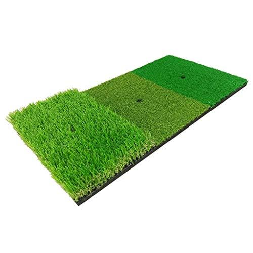 30 cm / 11.81 cm × 60 cm / 23,62 Zoll Golf Training AIDS Practice MAT Künstliche...