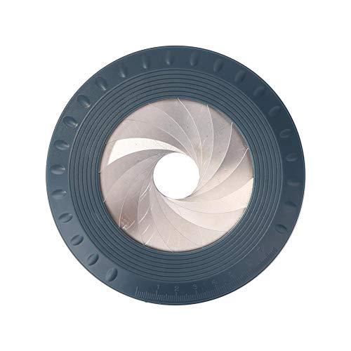 Forward tode Curvilinee per Disegno Tecnico, Strumento per Disegno Circolare Strumento Geometrico Regolabile per misurare la Lavorazione del Legno
