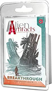 alien artifacts card game