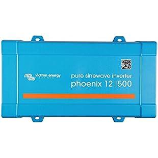 Victron Energy inverter Phoenix connector VE Direct Schuko. 12 - 500 - 230 V