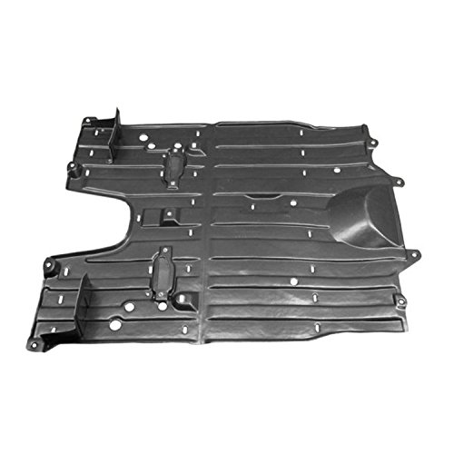 CPP Replacement Engine Splash Shield HO1228135 for 2006-2011 Honda Civic