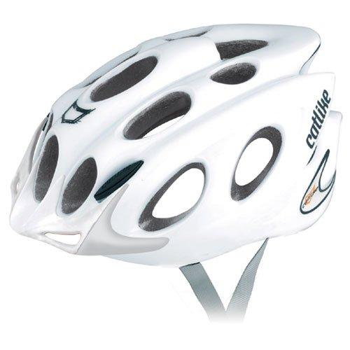 Catlike Fahrradhelm Kompact'O, weiß, 57-60 cm, FA003442064