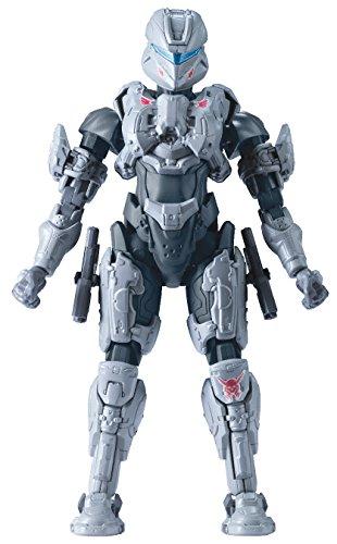 SpruKits Halo Spartan Commander Sarah Palmer Action Figure Model Kit, Level 2