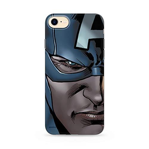 Ert Group MPCCAPAM7320 Custodia per Cellulare Marvel Captain America 020 iPhone 7/8