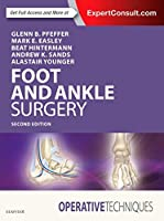 Operative Techniques: Foot and Ankle Surgery