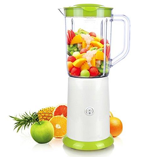 GLJXG Juicer Household Vollautomatische Multifunktions Obst und Gemüse Entsafter 1000ML Rührgerät