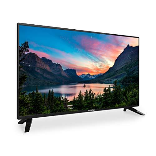 "Cavion TV 32"" Pulgada [80 cm, HD, Triple Tuner, DVB-T2, Ci, Ci+] Multimedia a través del Puerto USB, Televisor 32 Pulgada (PVR, Dolby Audio, Triple HDMI, 8.5 ms, LED, Direct LED, HD)"