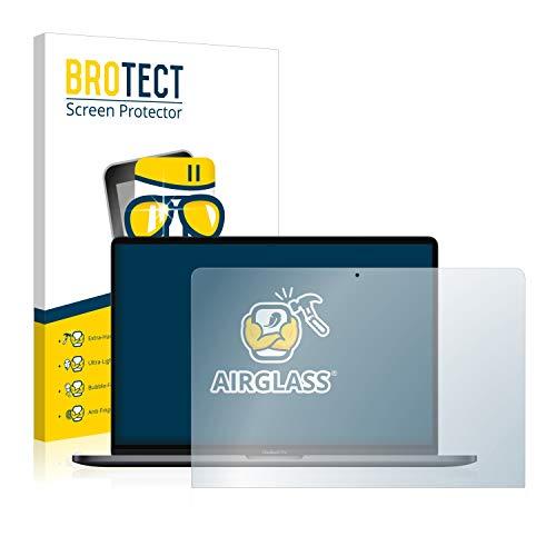 brotect Pellicola Protettiva Vetro Compatibile con Apple MacBook PRO 13' 2020 Schermo Protezione Durezza 9H, Anti-Impronte, AirGlass