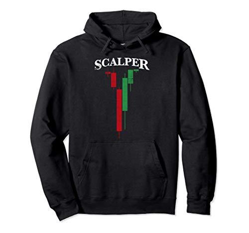 Scalper Forex Felpa con Cappuccio