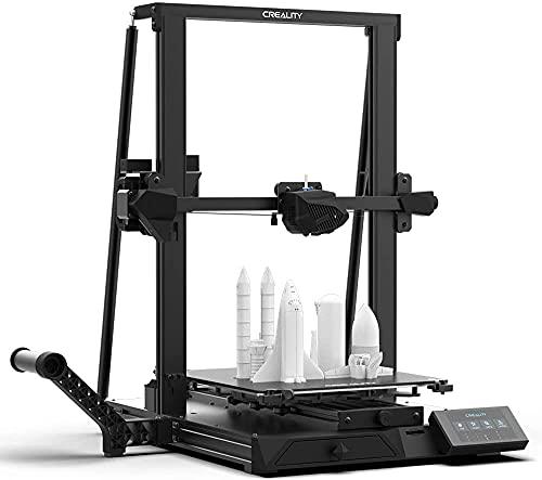 Comgrow Creality CR-10 Stampante 3D intelligente con kit di livellamento automatico del letto Silent Board Telecomando Grande volume di costruzione 300x300x400mm
