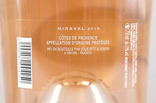 Jolie-Pitt & Perrin Miraval Rosé Cotes de Provence AOC 2019 (2 x 0.75 l) - 2