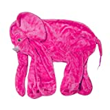 Creacom Kein füllendes Elefant-Plüsch-Spielzeug, füllendes Elefant-Plüsch-Spielzeug Kein pp....