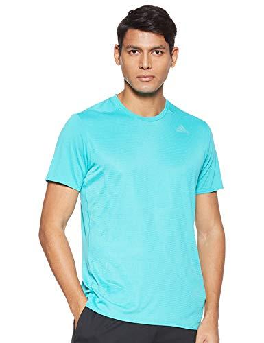 Adidas trefoil t-shirt gris azul bebé ocio talla 62-talla 98
