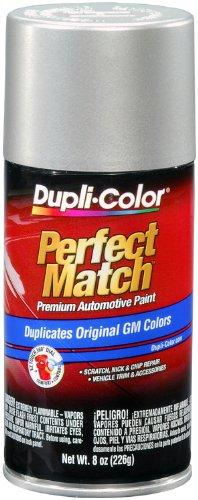 Price comparison product image Dupli-Color BGM0528 Fine Silver Birch Metallic General Motors Exact-Match Automotive Paint - 8 oz. Aerosol