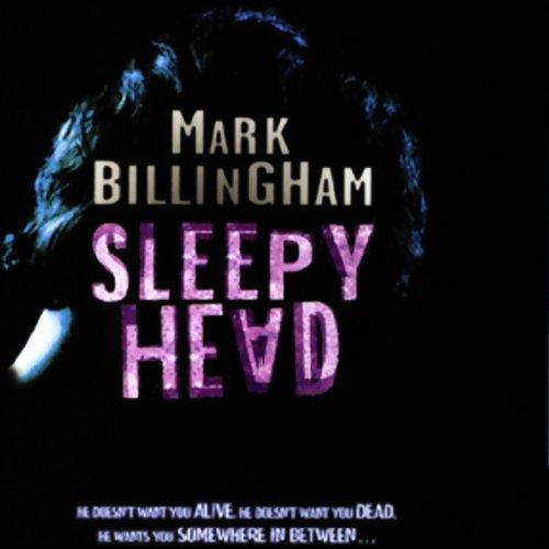 Sleepyhead audiobook cover art