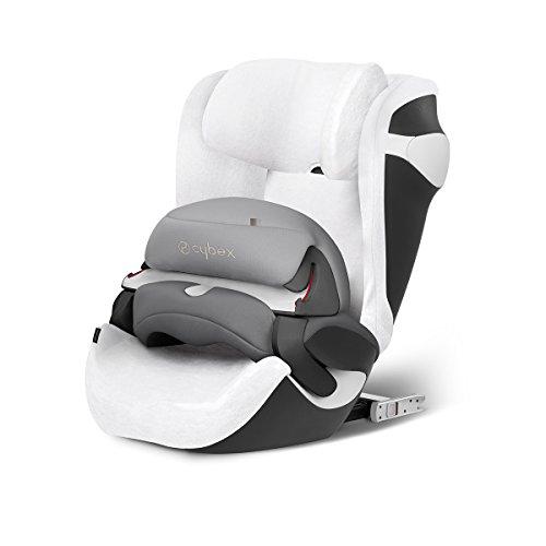 CYBEX Sommerbezug, Für Kinder-Autositz Juno 2-Fix, Weiß