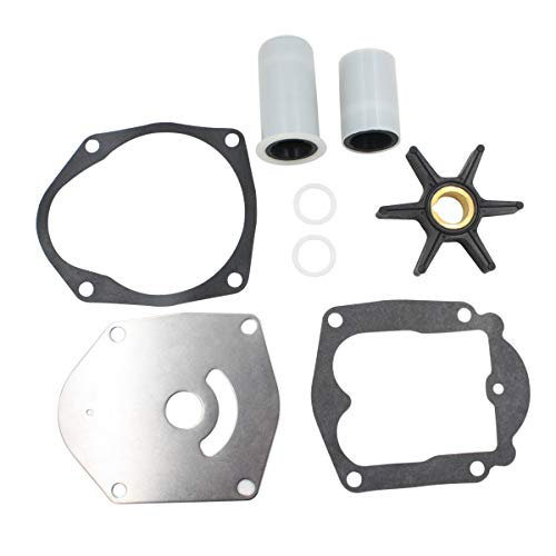 CM Water Pump Impeller Kit Replacement for Mercury Mariner Force 821354A2