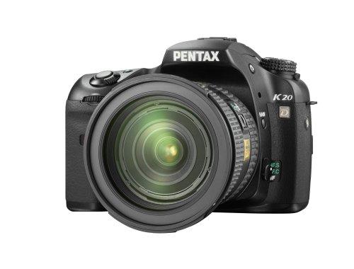 Pentax K20D - Cámara Réflex Digital 14.6 MP (Objetivo 16-50mm)